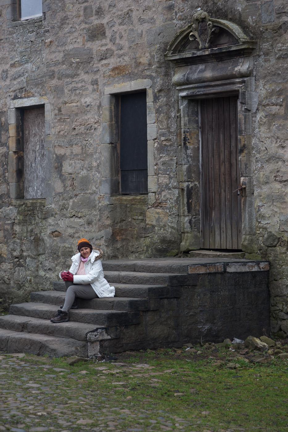 Castillo de Midhope (Lallybroch en Outlander)